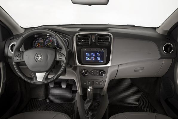 Renault lança novo Logan a partir de R$ 28, 9 mil