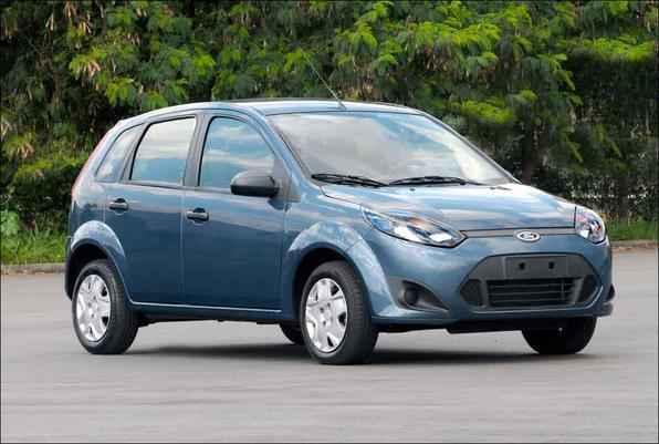 R$ 26.990 - Ford Fiesta Rocam S 1.0