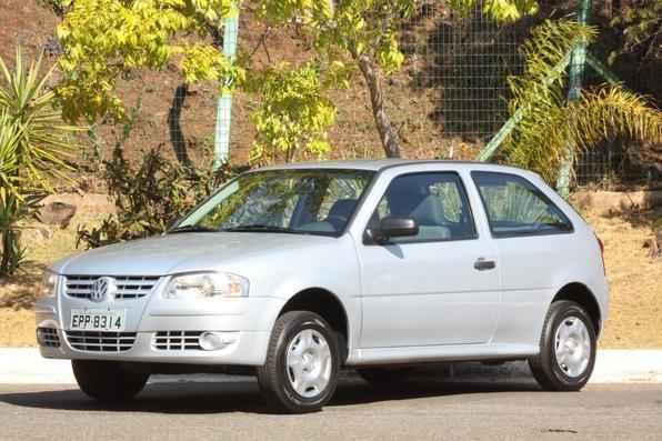 R$ 25.760 VW Gol 1.0 G4 2p