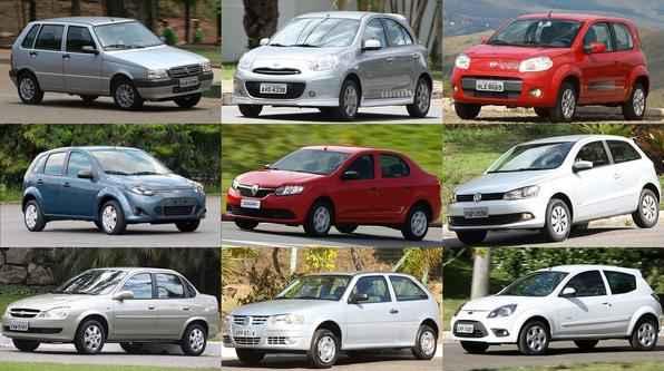 Qual carro comprar com até R$ 30 mil? Veja as fotos e escolha!