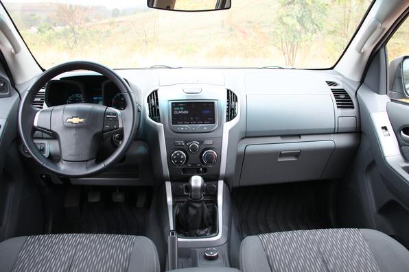 S10 Turbodiesel 4x4 LT
