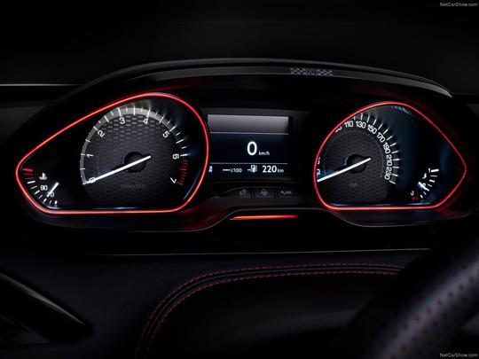 Peugeot 208 GTi 2014