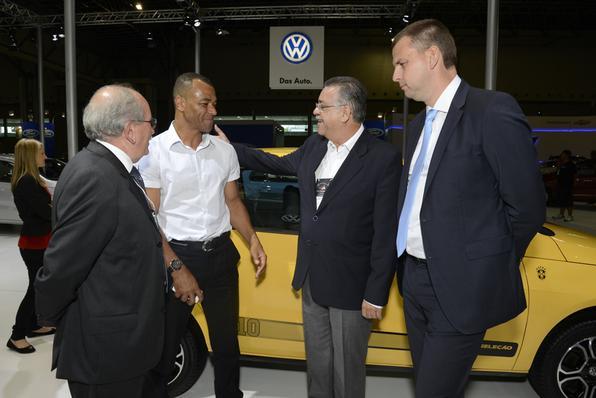 Linha Seleção 2014 chega ao Gol, Fox e Voyage
