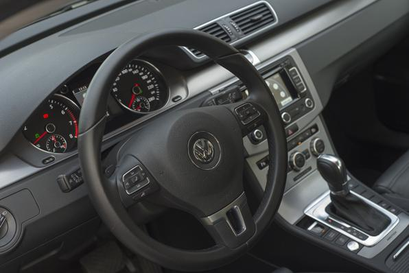 Volkswagen CC - Park Assist ( Foto: Thiago Ventura/EM/D.A Press)