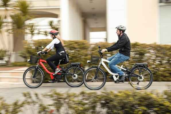 Bikes elétricas Dafra