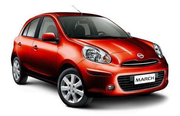 Nissan March 1.0 (sem ar-condicionado) Consumo urbano: 8,9 km/l - etanol / 12,6 km/l - gasolina *** Consumo de estrada: 10,4 km/l - etanol / 15 km/l - gasolina