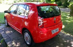 Volkswagen up! é aposta da marca para revolucionar o segmento dos carros de entrada