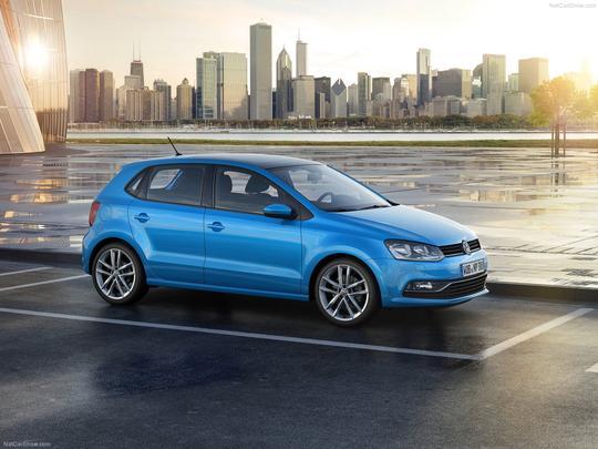 Volkswagen Polo 2014 será uma das atrações da marca no Salão de Genebra