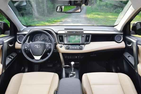 Toyota RAV4 2.5 4x4 2014