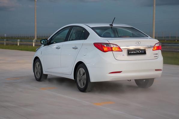 Hyundai HB20 e HB20S Copa do Mundo