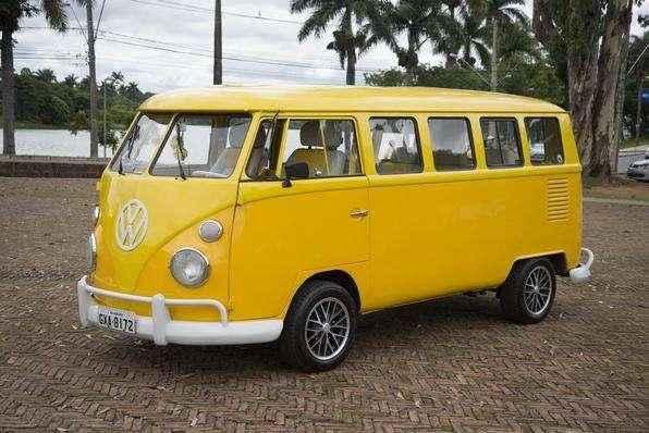 Volkswagen Kombi 1975 'B�rbara' tunning (Foto: Thiago Ventura/EM/D. Press)