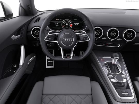 Audi TTS 2015