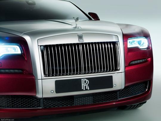 Rolls Royce Ghost Series II 2015
