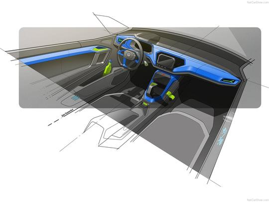 Volkswagen T-Roc Concept 2014