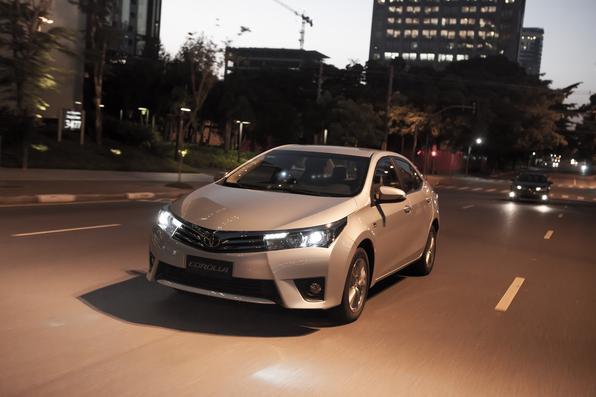 Toyota Corolla XEi 2015