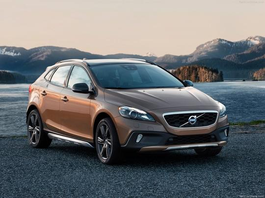 Volvo V40 Cross Country  - Volvo/Divulga��o