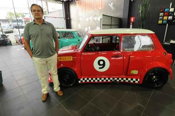 Réplicas do Mini vão disputar corrida em Minas Gerais