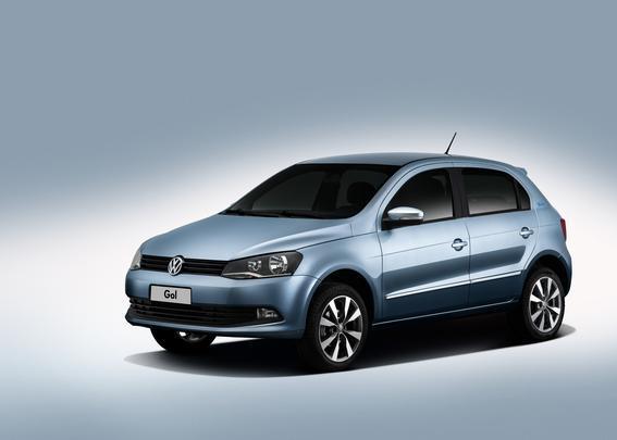 Volkswagen anuncia linha 2015 para Gol, Voyage e Saveiro
