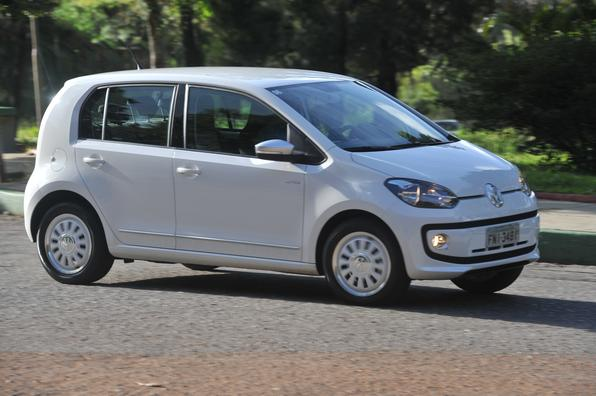 Volkswagen White up!