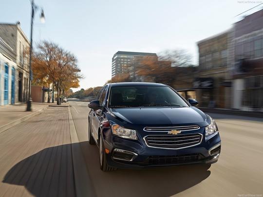 Chevrolet Cruze 2015 (EUA)