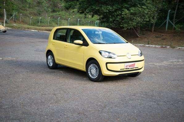 Volkswagen move up! 2014