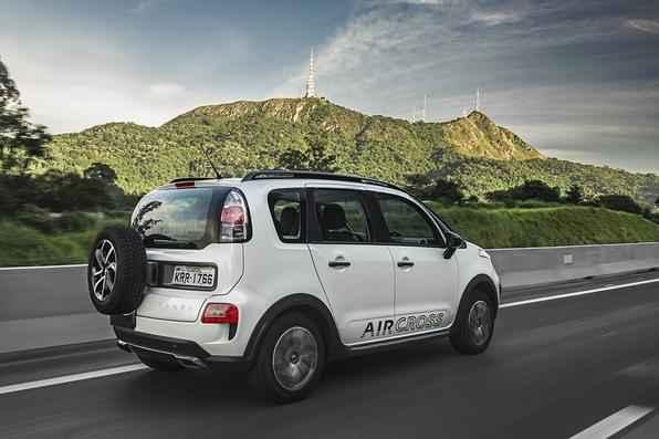 Citroën Aircross 2015