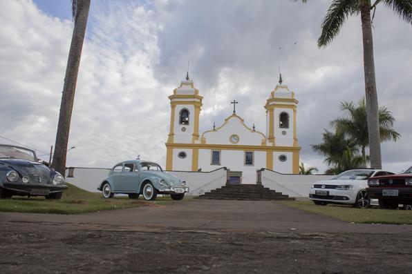 Brüder Treffen reúne centenas de veículos em São Brás do Suaçuí ( Leonardo Silva/Divulgação)