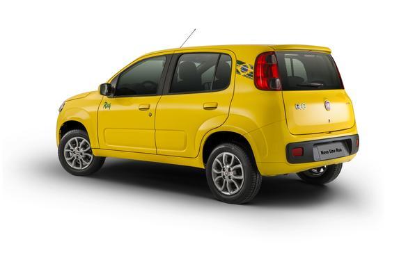 Fiat Uno Rua 2014