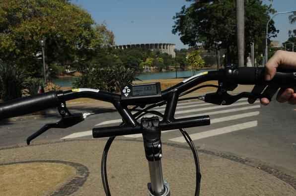 Triciclo elétrico Trikke, da Mopar