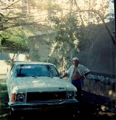 Resgate do Chevrolet Opala 1975