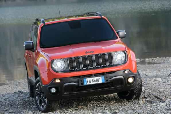 Renegade Trailhawk