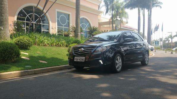 Lifan lança o 530 no Brasil