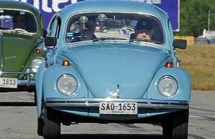 Volkswagen Fusca de José Mujica