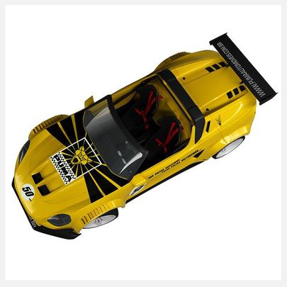 Puma anunciou o retorno com produção de veículos destinados para as pistas