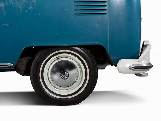Kombi Luxo 1967 também será leiloada: 63,8 mil euros