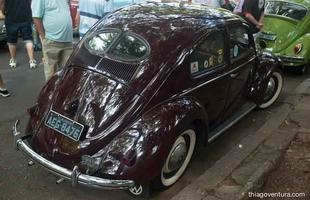 Esse é o mais antigo em exibição: fabricado em 1951