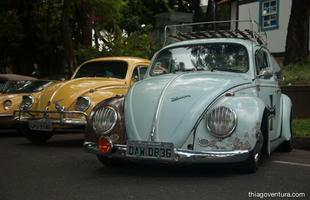 Encontro de dezembro de 2014 do Clube do Fusca Belo Horizonte