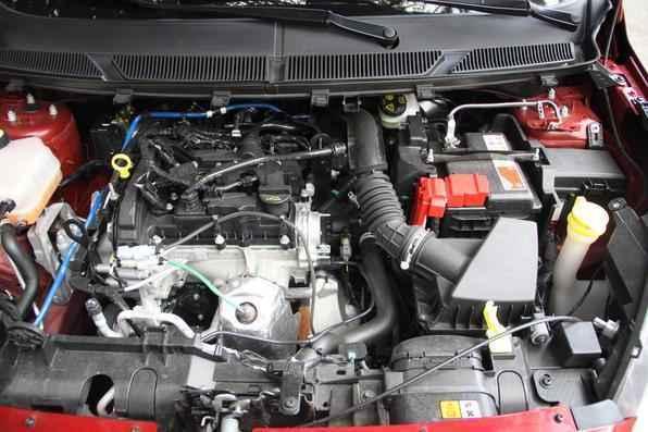 Ford Ka  1.0 2014