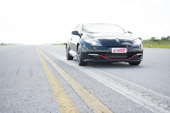 Renault Mégane RS 2013 (Foto: Thiago Ventura/EM/D.A Press)