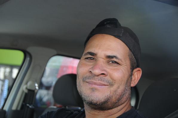 'Olho para os dois sinais' - Francisco Ferreira Magalhães, encarregado de obra