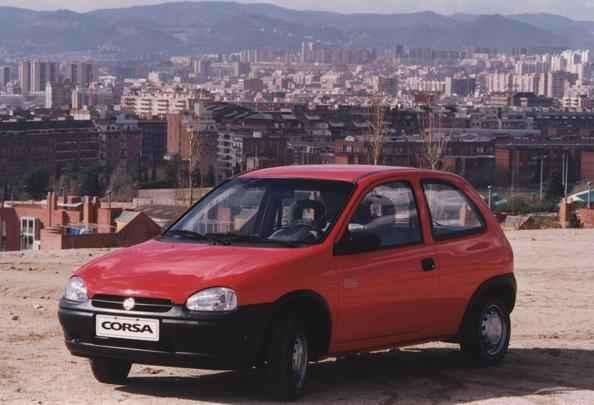 Chevrolet Corsa Wind 1994