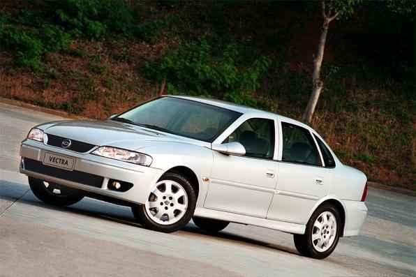 Segunda geração do Chevrolet Vectra