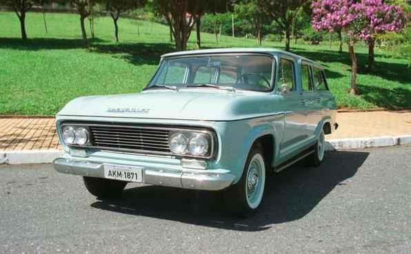 Chevrolet Veraneio chegou em 1964