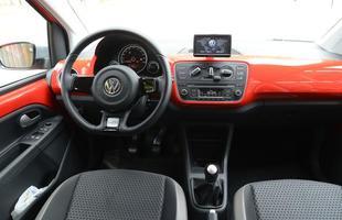 Volkswagen cross up! 2015 (foto: Thiago Ventura/EM/D.A Press)