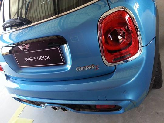Mini Cooper 5 Portas 2015
