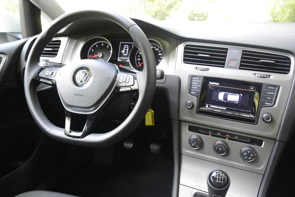 Volkswagen Golf 1.4 TSI manual 2015 (Foto: Thiago Ventura/EM/D.A Press)