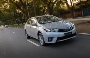 Toyota Corolla Altis 2016