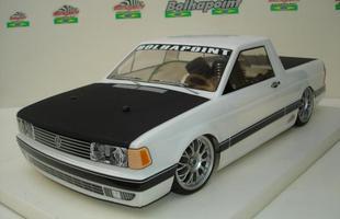 Miniaturas de carros brasileiros