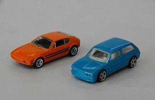 Miniaturas de veículos brasileiros