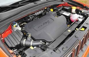 Renegade Trailhawk 2.0 turbodiesel